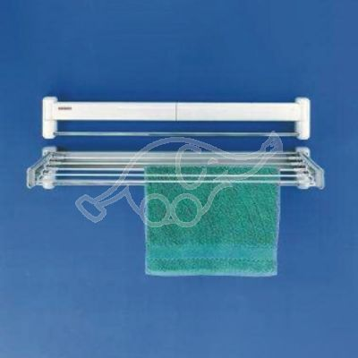 Drying frame for laundry Telegant 81 wall-mounted