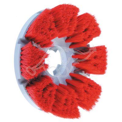 Motor-Scrubber brush medium, red