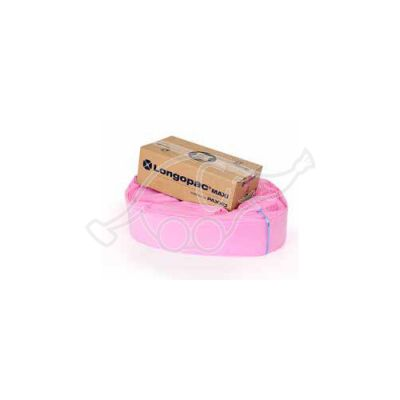 Prügikott Longopac Mini Standard roosa 60m