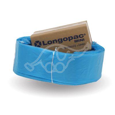 Prügikott Longopac Mini Standard sinine 60m