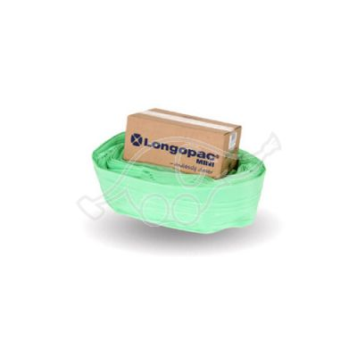 Prügikott Longopac Mini Standard roheline 60m