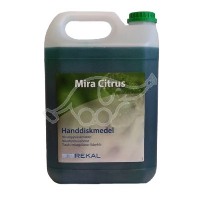 Rekal Mira citrus 5L käsitsinõudepesuaine