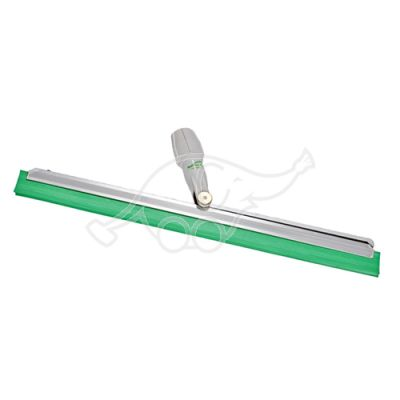 Sappax squeegee 80cm w/clothholder green