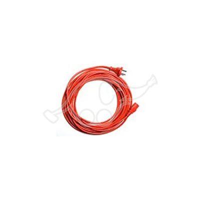 Voolujuhe 15m Sprintus pistikuga, punane