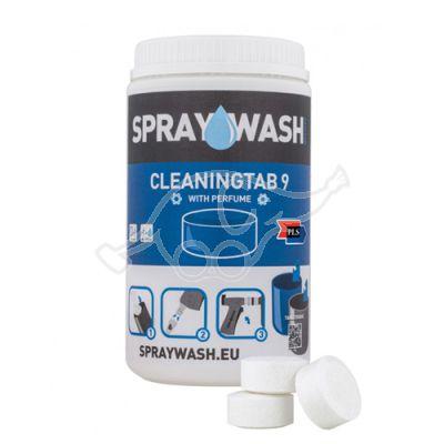14 x SprayWash CleaningTab 9 - with perfume