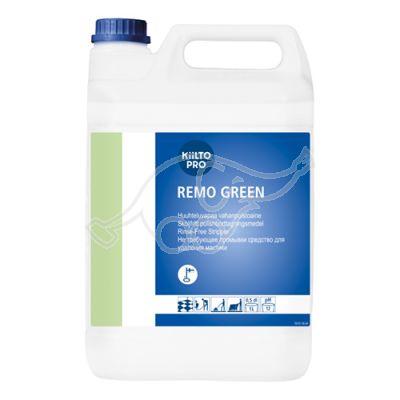 Kiilto Remo Green 5L vahaeemaldusaine