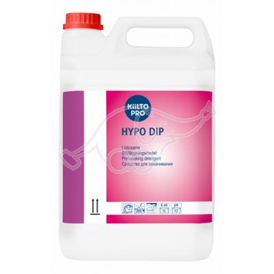 KIILTO HYPO DIP  5L desinfitseeriv- ja eelpesuaine