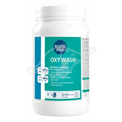 Kiilto Oxy Wash pesutõhusti pulber, 1,8kg