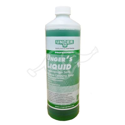 Liquid Window Cleaning Soap 1L bottle