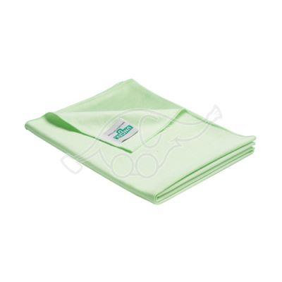 Unger microfibre windowcloth 40x40 cm  green