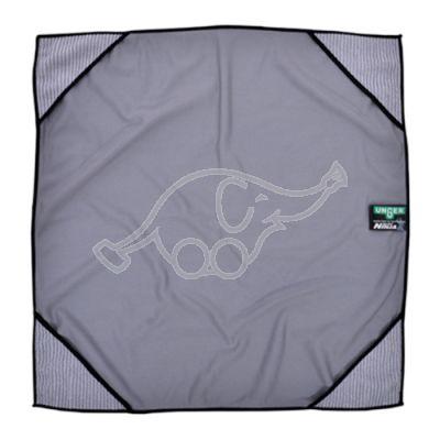 Unger Ninja Microfibre windowcloth 40x40cm Scrubbing Corners