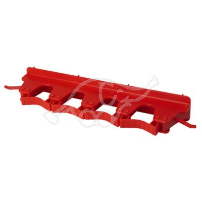 Wall bracket red