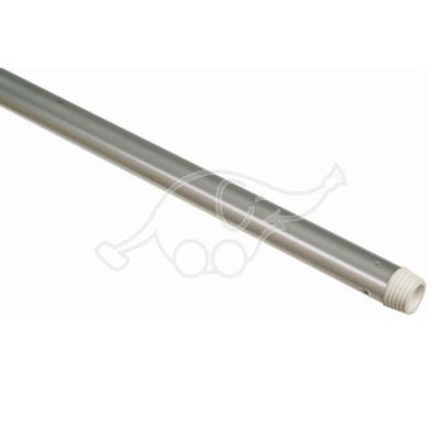 Alloy handle 22x1500mm
