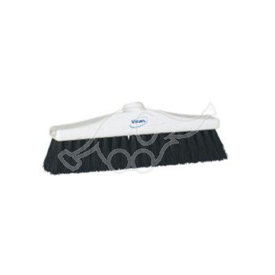 Vikan Classic põrandahari 105x320mm keskmine, valge/must