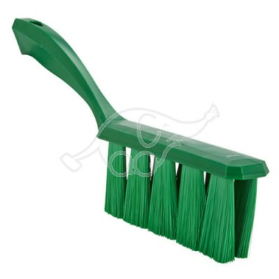 UST bench brush, 330mm, soft, green
