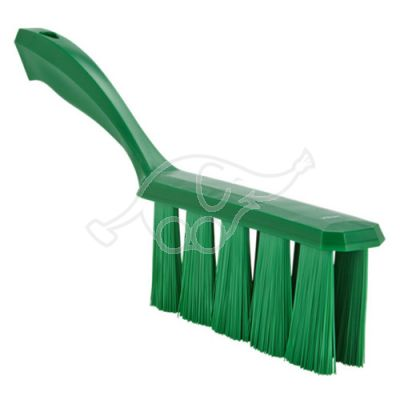 UST bench brush, 330mm, medium, green