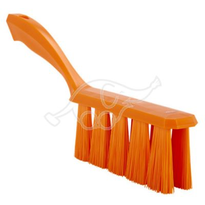 UST bench brush, 330mm, medium, orange