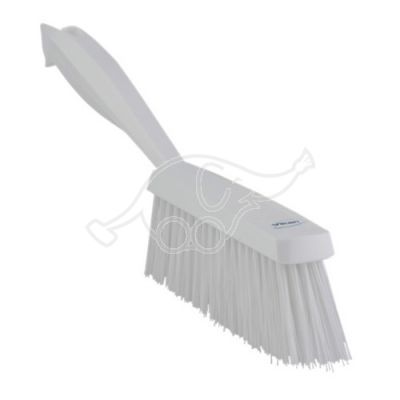 Vikan hand brush medium white