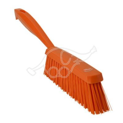 Vikan hand brush medium orange