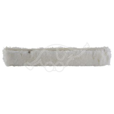 Vikan klaasipesuri plüüs 400mm, valge