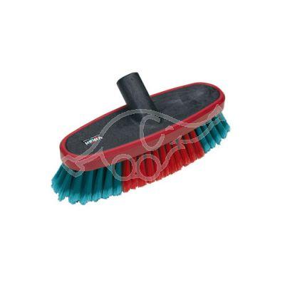 Vehicle brush waterfed 80x250mm