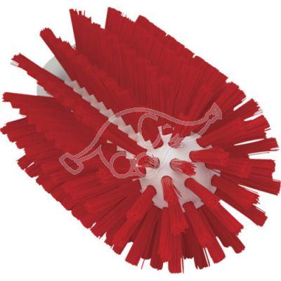 Vikan torudehari 155*77mm keskmine, varrekinnitus, punane