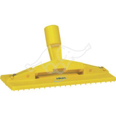 Pad holder floor model 230mm yellow