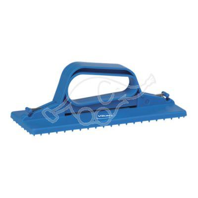 Pad holder hand model 235mm blue