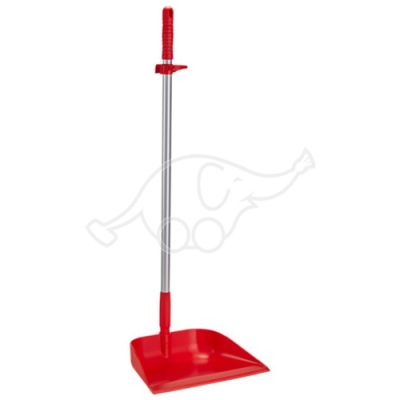 Upright dustpan, 330mm, Red