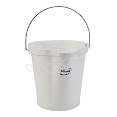 Hygiene Bucket 12L White
