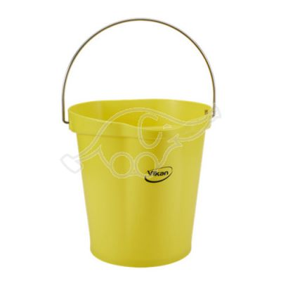 Bucket 12L yellow