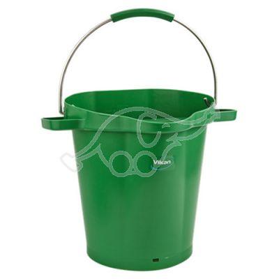 Vikan ämber roheline 20L