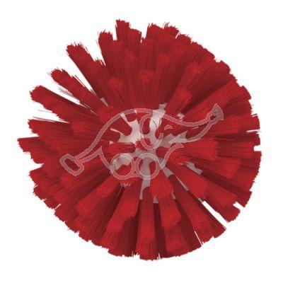 Meat mincer brush 135mm medium red