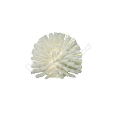 Meat mincer brush 135mm medium white