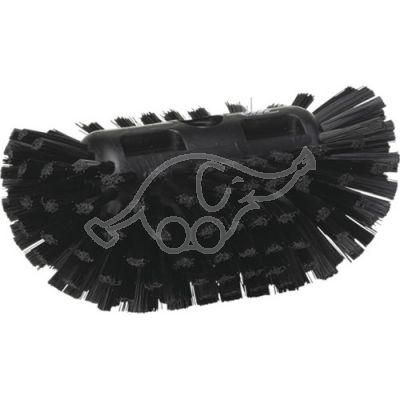 Stiff tank brush black