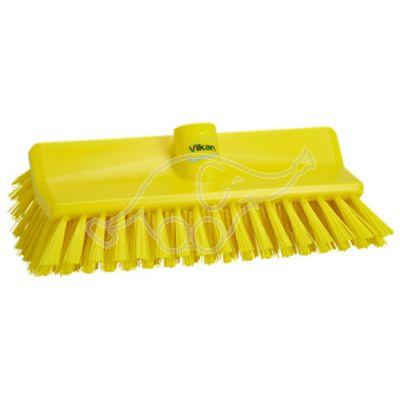 High/low brush hard yellow
