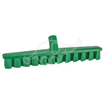 UST Deck Scrub, 400mm, Stiff, green