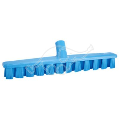 UST Deck Scrub, 400mm, Stiff, Blue