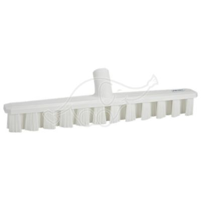 UST Deck Scrub, 400mm, Stiff, white
