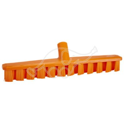UST Deck Scrub, 400mm, Stiff, orange