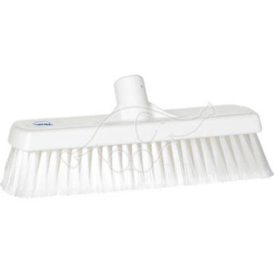 Soft floor broom 300mm white