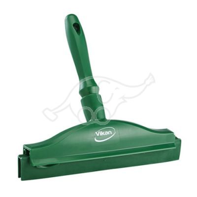 Hand squeegee 2C 250mm green