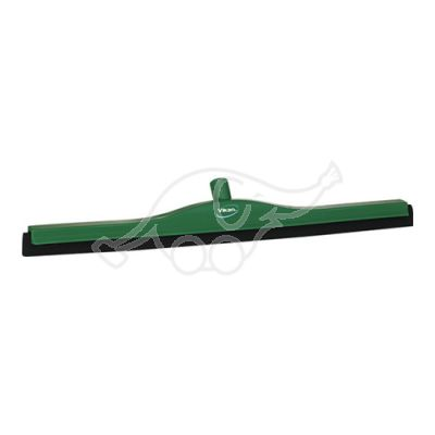 Vikan Squeegee 700mm black rubber green