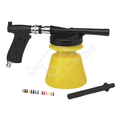 Nito Clean foam sprayer with 1,4L cont. yellow
