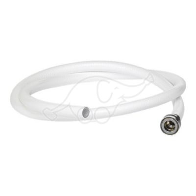 Outlet hose 1500mm, White