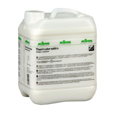 Thermodur-satina 5L Metallised matt-finish emulsion polish