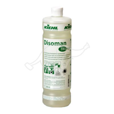 Kiehl Disoman balance 1L  hand dishwashing liquid