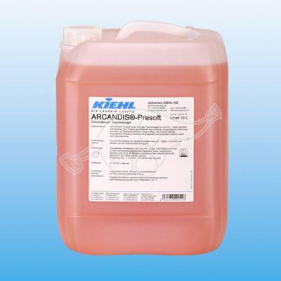 Arcandis Presoft 10LGentle pre-treatment cleaner dishwashing