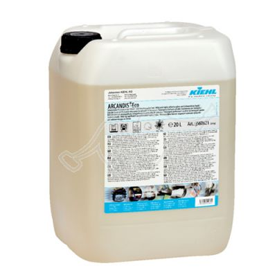 Arcandis Eco 20L mild and highly effective glass and dishwas