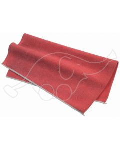 Vikan Basic microfibre floorcloth 64x32cm red